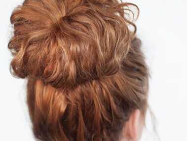 15 coiffures pour sublimer les cheveux bouclés