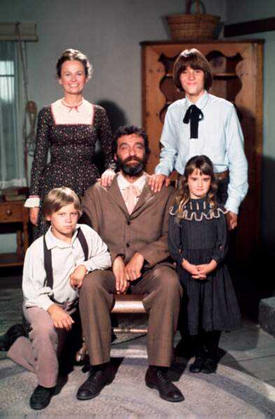 La famille Edwards dont le père Isaiah Edwards est le meilleur ami de Charles Ingalls