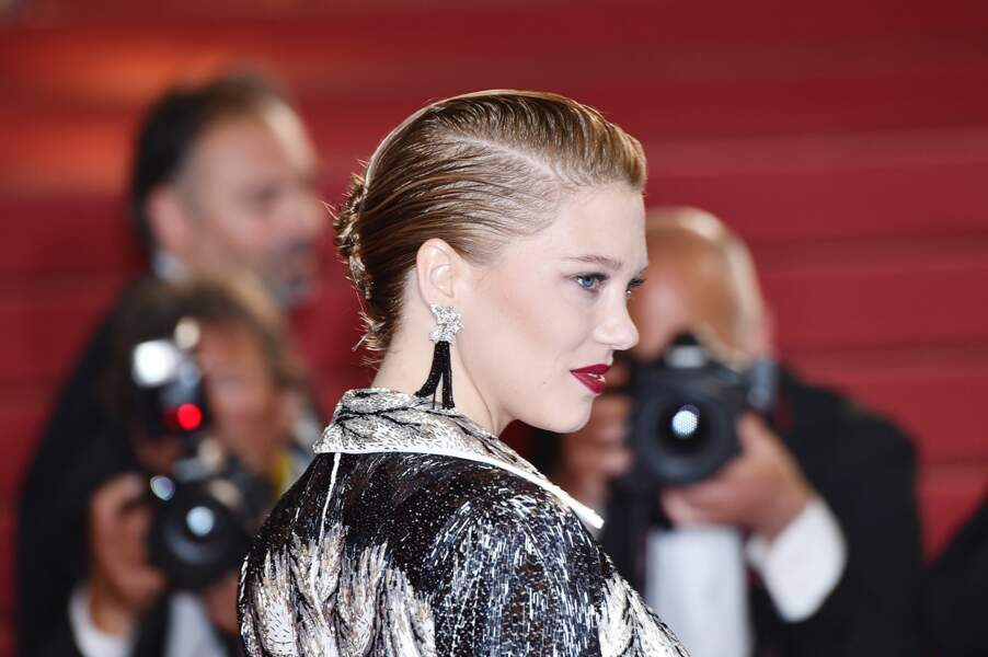 Lea Seydoux au 71e Festival de Cannes - 2018