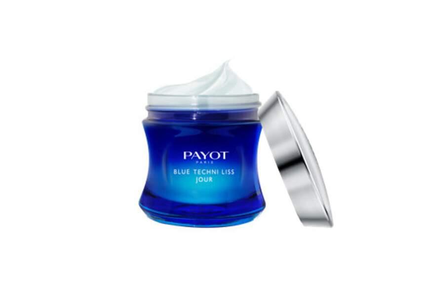La Crème de jour Chrono-lissante Blue Techno Liss Payot