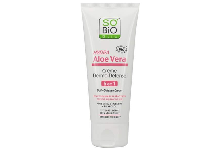 Un soin anti-peau de croco
