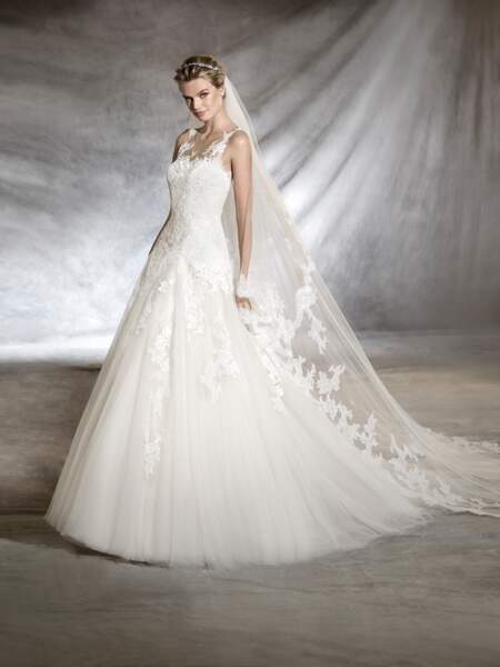 Robe de mariée Pronovias : Olwen
