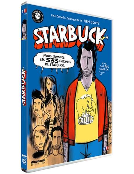DVD Starbuck, 19,99 euros