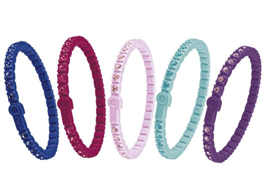 Les bracelets couture