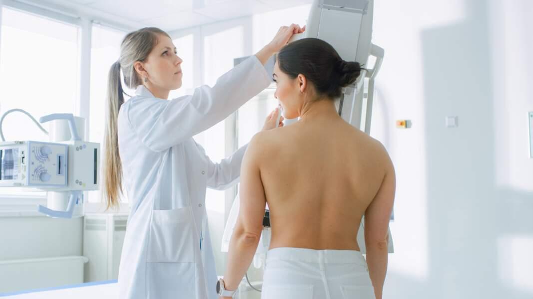 La mammographie : dès 50 ans