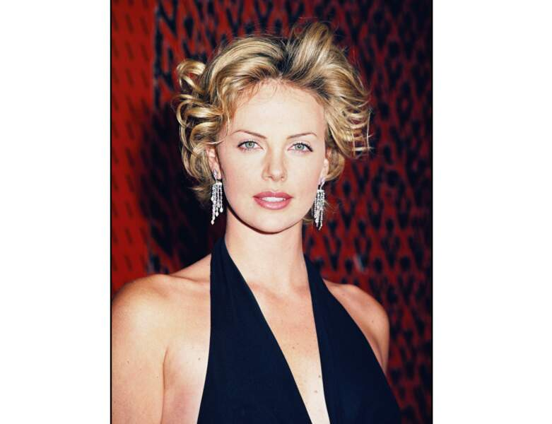 2000 : Charlize Theron a 25 ans