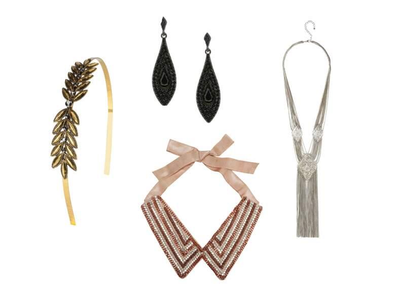 4 accessoires et bijoux rétro