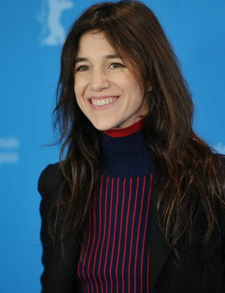 Charlotte Gainsbourg : le look chic
