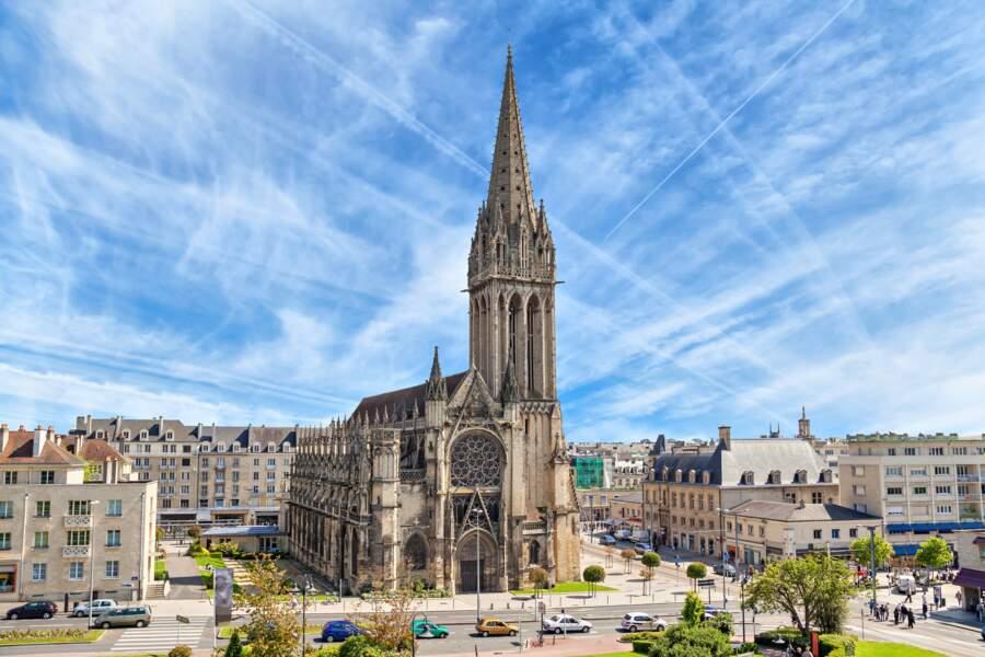 7. Caen, la normande