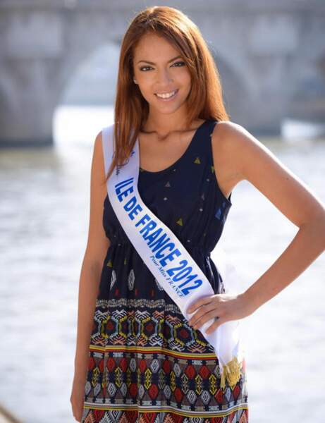 Sabrina Benamara : Miss Ile-de-France