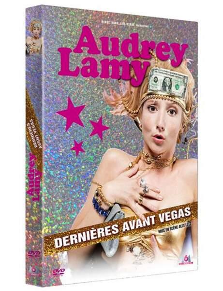 DVD Audrey Lamy, Dernières avant Vegas, à partir de 25 euros