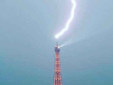 Les plus belles photos des orages