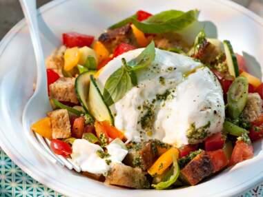 Nos recettes de salades bluffantes