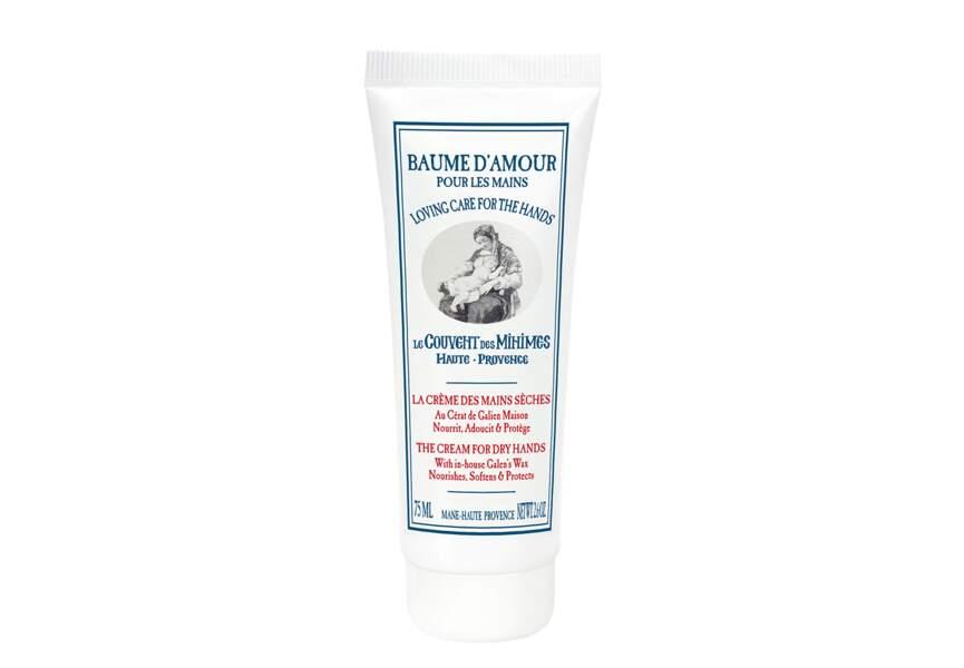 Crème mains apaisante du Couvent des Minimes