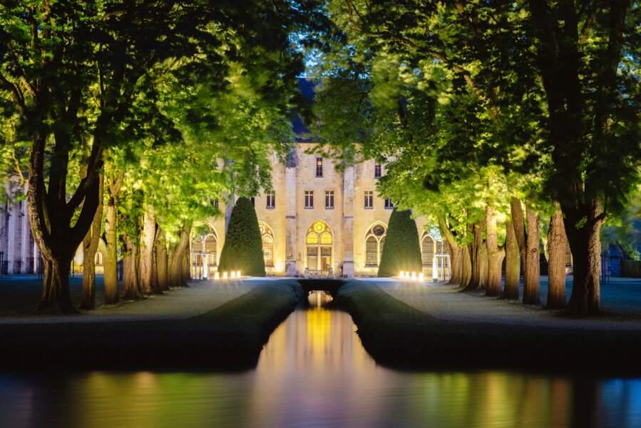 Abbaye de Royaumont : un jardin, des plantes, des rencontres
