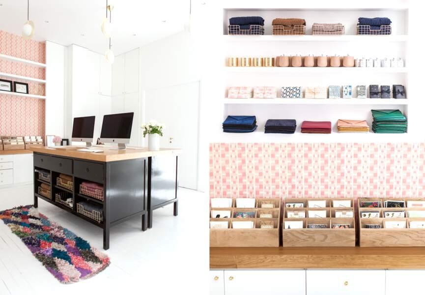 Appartement Sézane : petites merveilles à portée de clics… et de main