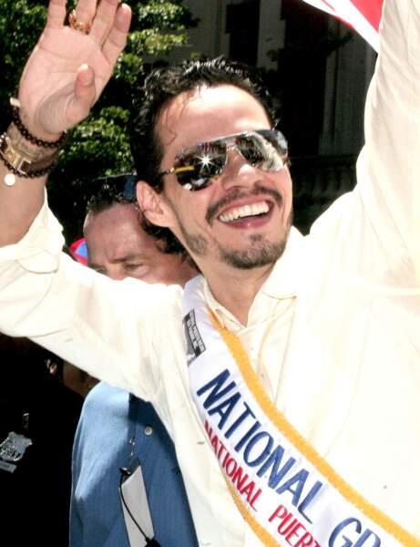 Marc Anthony pour Jennifer Lopez