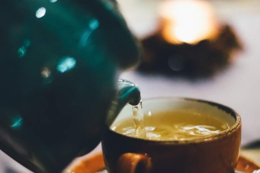 3 tasses de thé vert contre Alzheimer