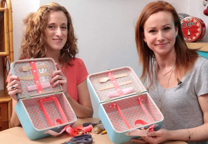 Une lunchbox personnalisée