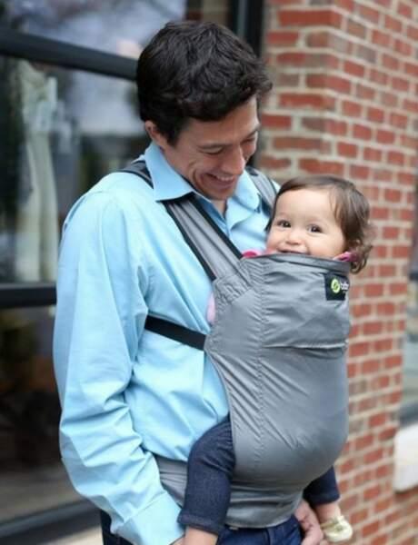 Le porte-bébé souple, de Boba AIR
