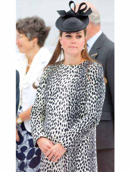 Kate Middleton (juin 2013)