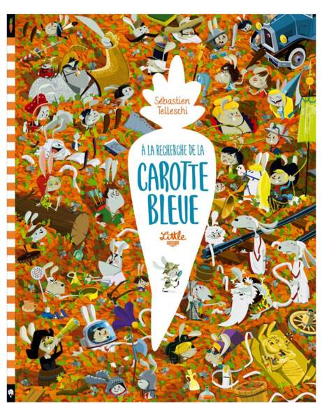 A la recherche de la carotte bleue