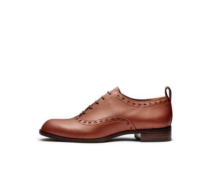 La chaussure d'homme