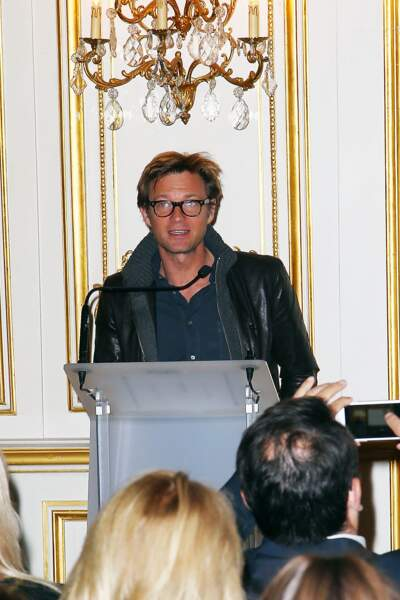 La Flamme Marie-Claire Press Conference
