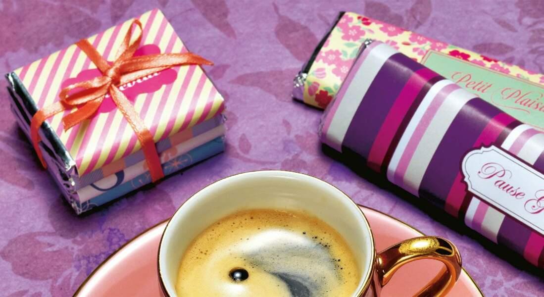 A télécharger : des petits papiers pour emballer vos chocolats !