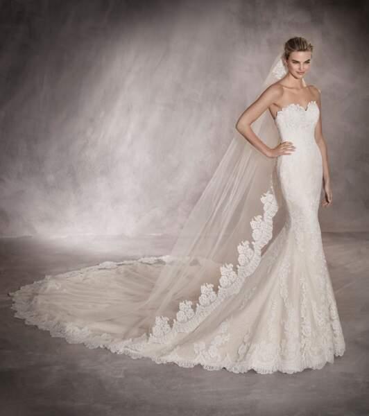 Robe de mariée Pronovias : Princia