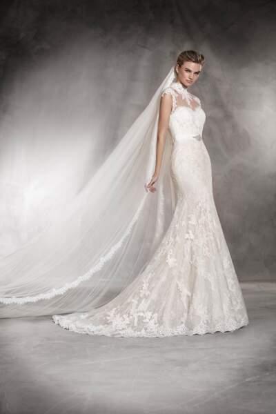Robe de mariée Pronovias : Andrea