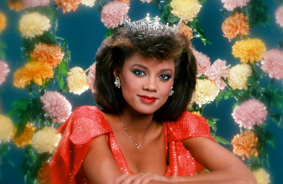 Vanessa Williams Miss America 1984