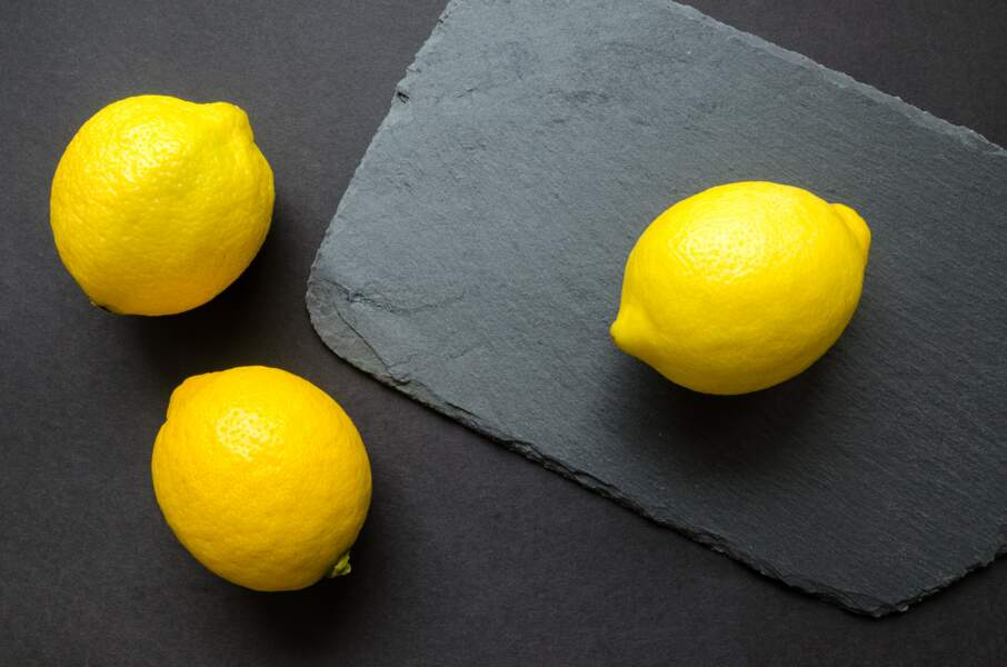 Le citron : pour renforcer des ongles fragiles