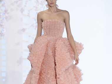 Haute couture : robes de rêve sur les défilés printemps-été 2016