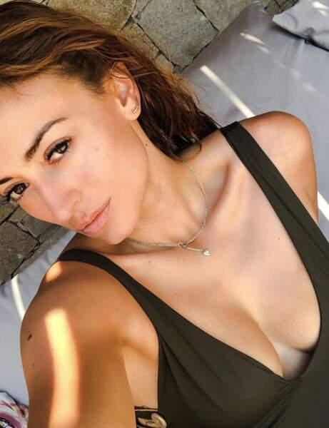 Rachel Legrain-Trapani au naturel
