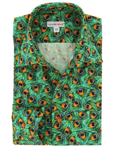 So tropical : la chemise mixte