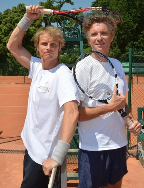 Arnaud Lemaire et Denis Brogniart, du déja vu