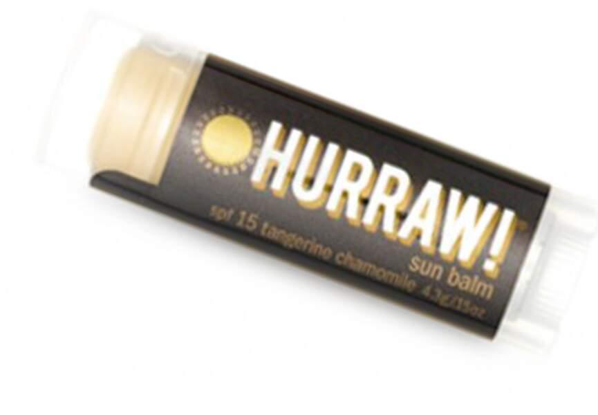 Sun Balm, Hurraw!
