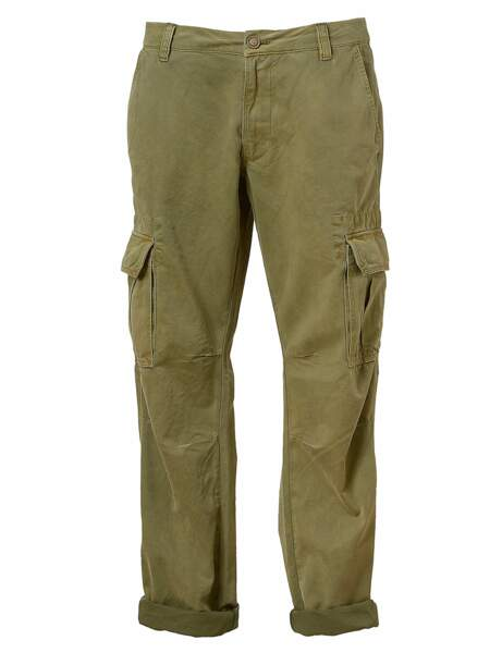 Safari club : le pantalon kaki