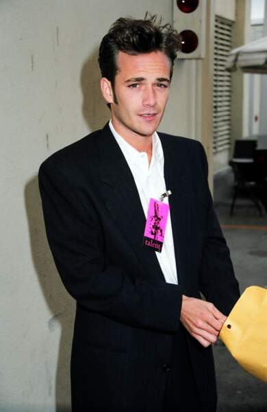 Luke Perry en 1992 au MTV Movie Awards.