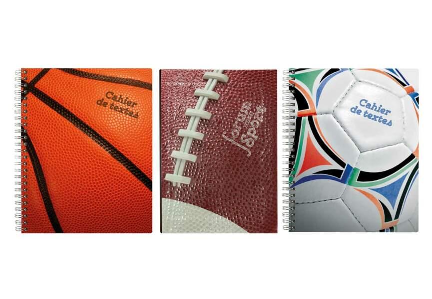 L'agenda du sportif