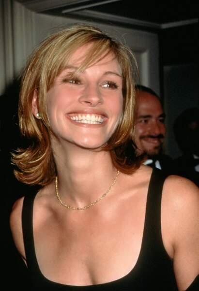 Julia Roberts à New York en 1999