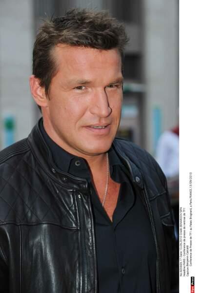 Benjamin Castaldi : 2010