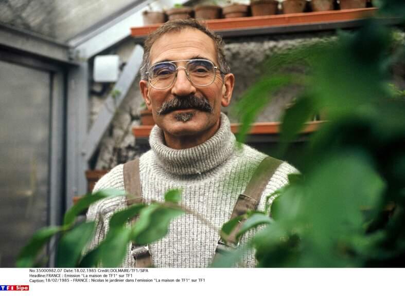 """""""Nicolas le Jardinier"""", le 21 novembre"""