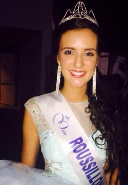 Anaïs Marin, Miss Roussillon