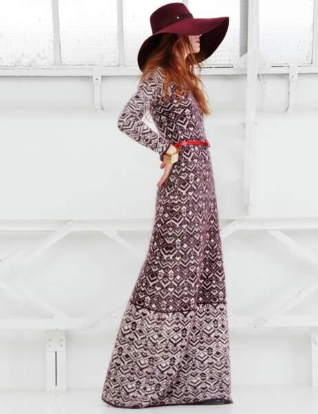 La robe 70's