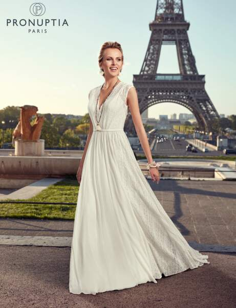 Robes de mariée : la collection Pronuptia