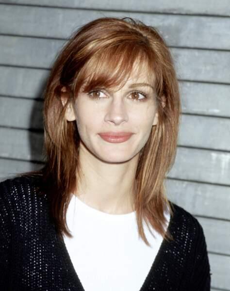 Julia Roberts en juin 1995