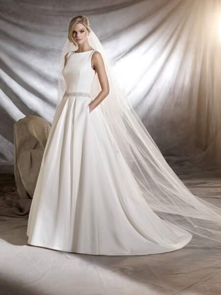 Robe de mariée Pronovias : Olmedo