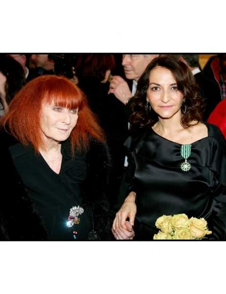 Sonia et Nathalie Rykiel : parisiennes